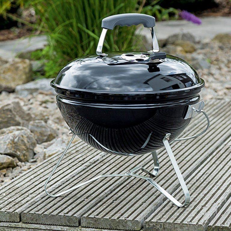 Kömürlü Mangal Ayaklı Kapaklı Taşınabilir 37 Cm Piknik Mangalı Taşınabilir Çanta Mangal