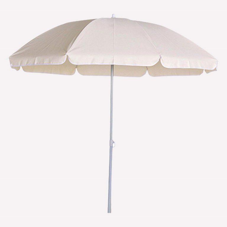 Bidesenal Bahçe Şemsiyesi 2 Metre Balkon Şemsiyesi Teras Şemsiye Havuz Şemsiye Cafe Şemsiyesi Gölgelik