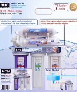 Bmb Ro - 10 Su Arıtma Cihazı