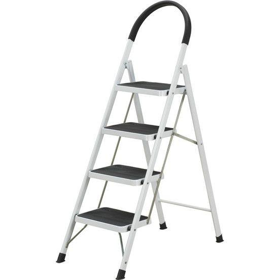 Evin Toros 4 Basamaklı Merdiven Garantili Paslanmaz Merdiven