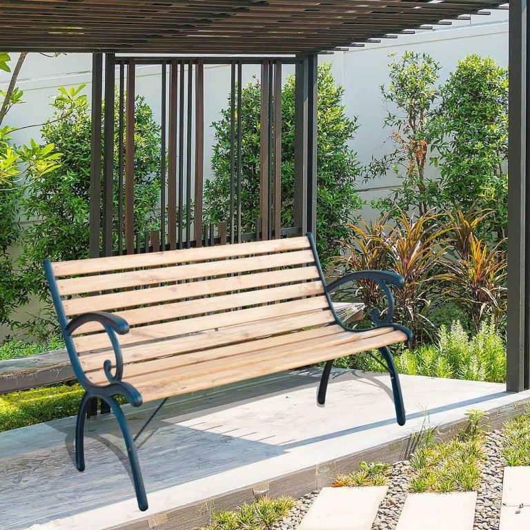 Bidesenal Park Bahçe Koltuk Bank Piknik Bankı Bahçe Bankı
