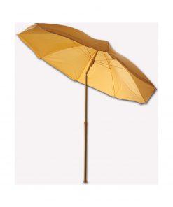 Bidesenal Bahçe Şemsiye 180 cm Sarı Renkli